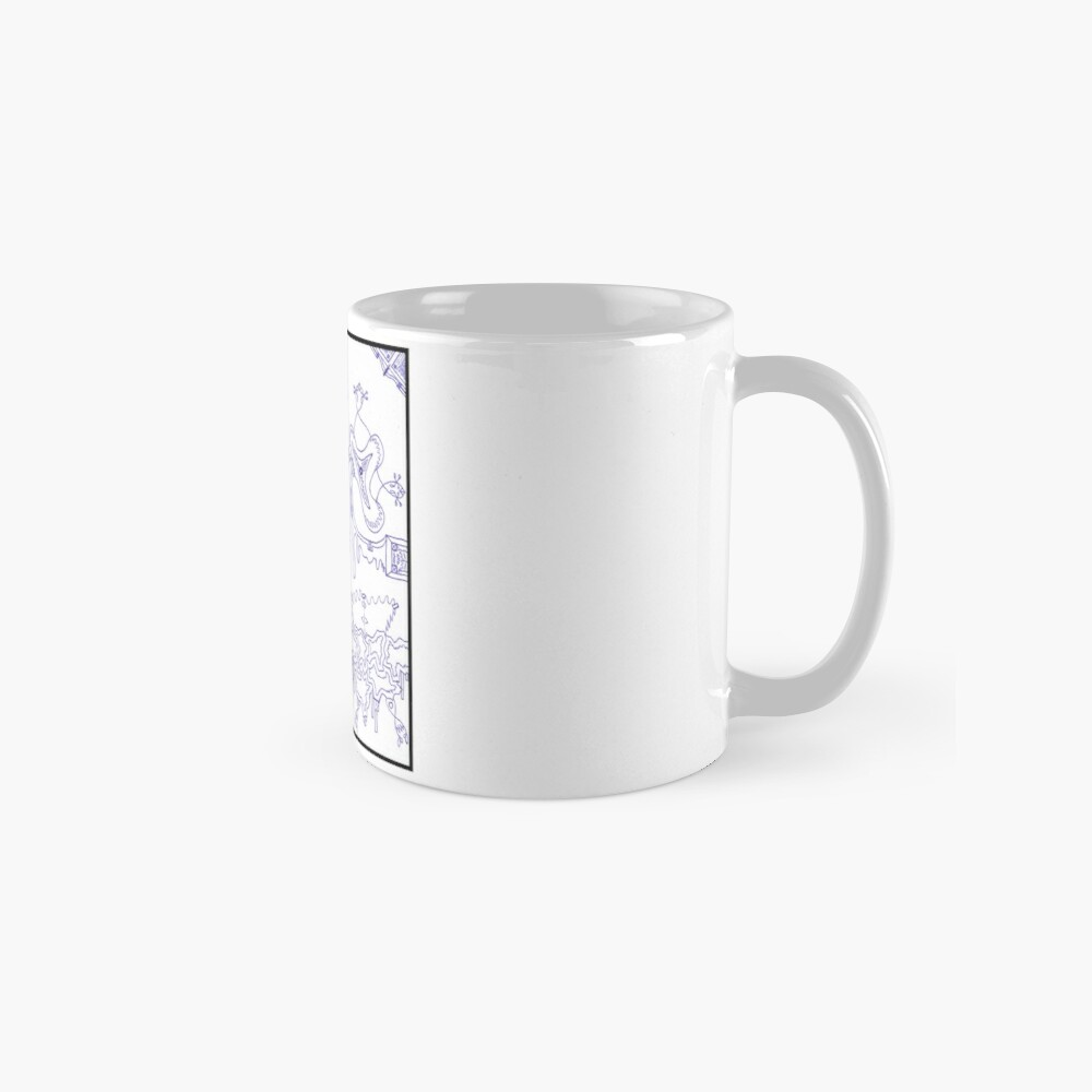 Merch #15 -- Scattered Sources. Mugs