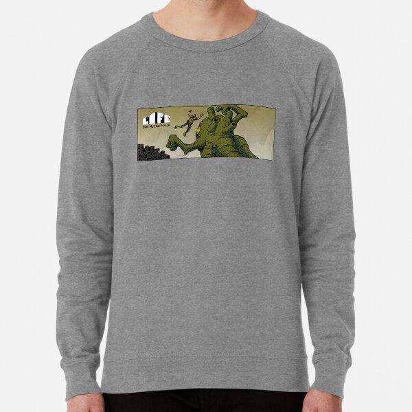 Life The Necropolis: Dive Lightweight Sweatshirt