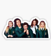 Derry Girls! Sticker