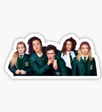 Derry Girls! Sticker