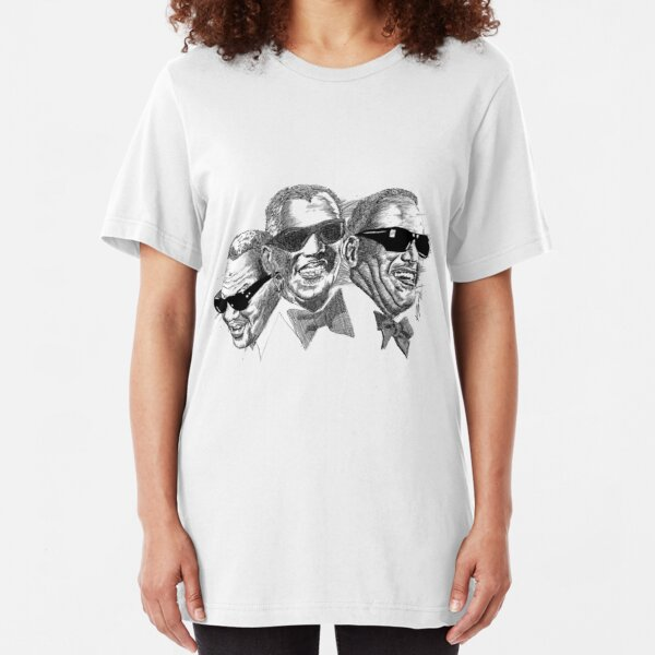 Ray Charles Slim Fit T-Shirt