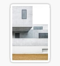 Bauhaus master house II Sticker