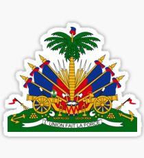 Coat of Arms of Haiti  Sticker