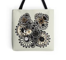 Steampunk Gears on your Gear No.2 Tote Bag