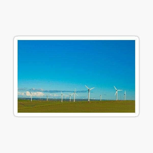 Cornish Windfarm Sticker