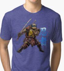 Blue Leader Tri-blend T-Shirt
