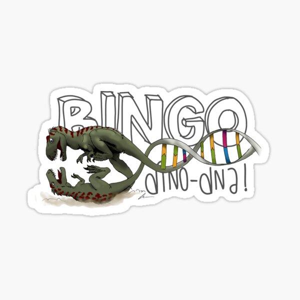 Dino DNA! Sticker