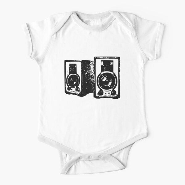 United States Shape Baby Romper Bodysuit TooLoud North Carolina