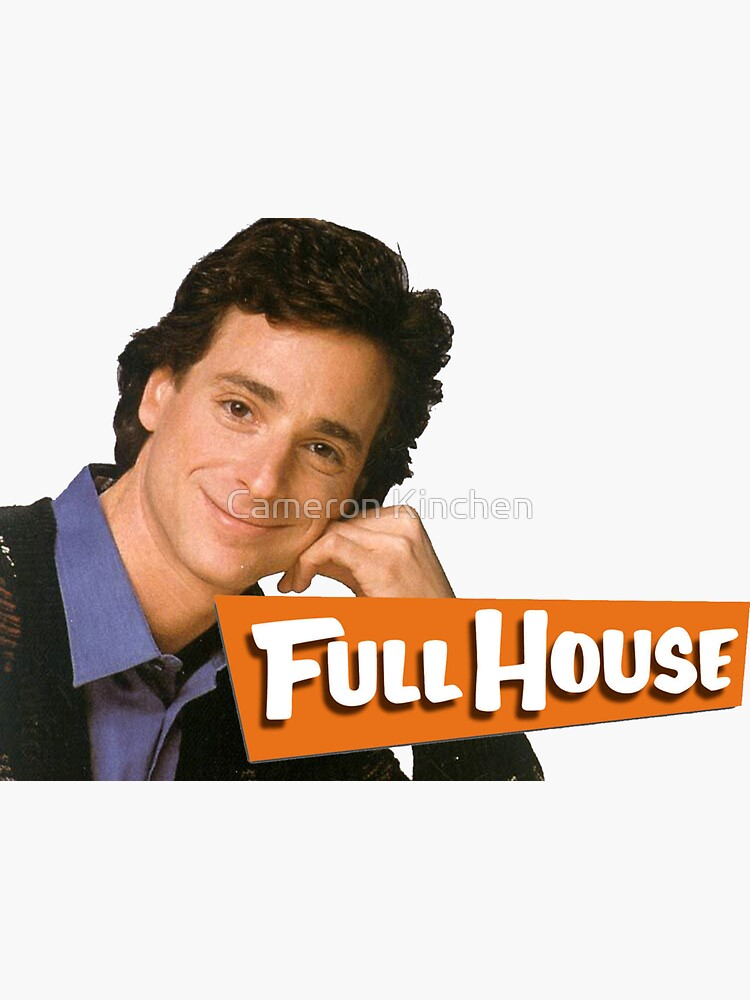 Danny Tanner by cammonk