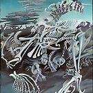 Bones by Davol White