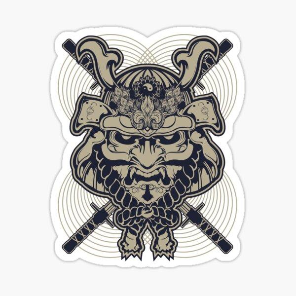 Samurai Rising Sticker