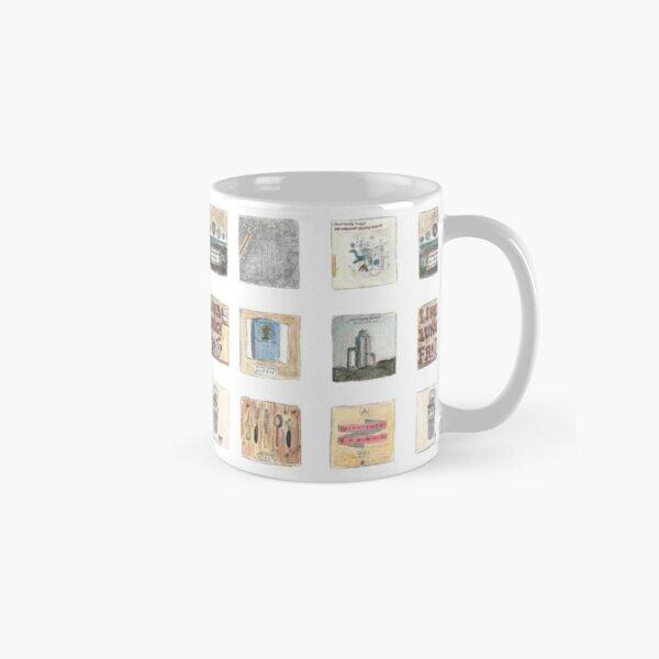 Watercolour albums - Frightened Rabbit Classic Mug