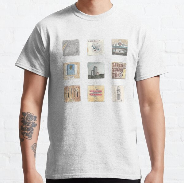Watercolour albums - Frightened Rabbit Classic T-Shirt