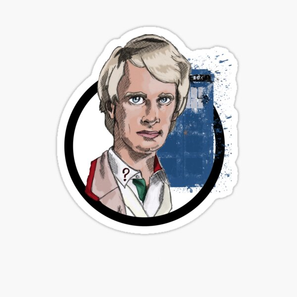 Fifth Lord of Time Sticker
