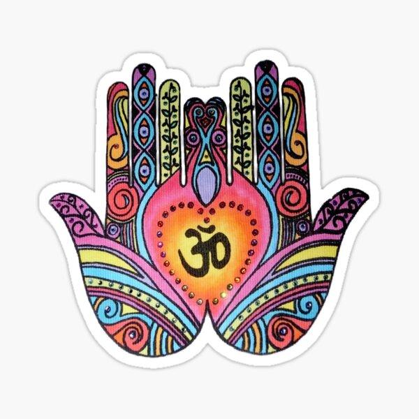 Hasma Hand  Sticker