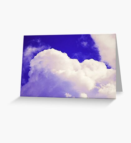 To the Heavens Greeting Card
