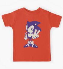 Minimalist Sonic Kids Clothes