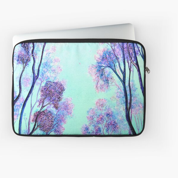 Mystical Trees Laptop Sleeve