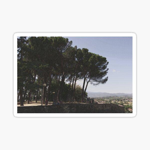 Arezzo, Tuscany, Italy Sticker