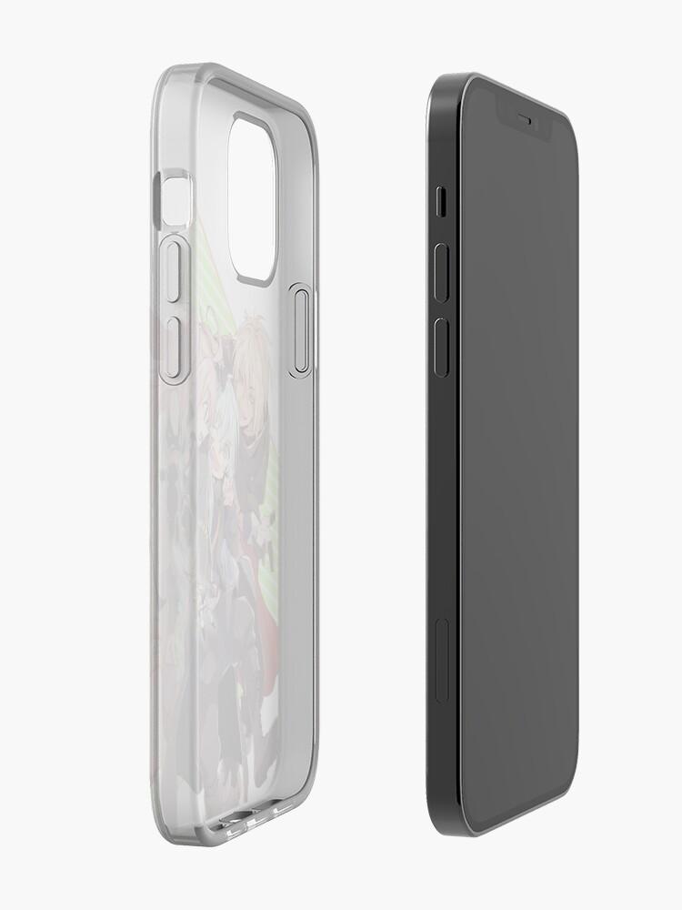 Alternate view of Rimuru, Veldora, Milim, Ramiris iPhone Case & Cover