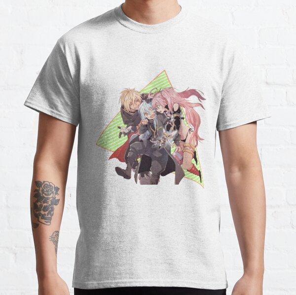 Rimuru, Veldora, Milim, Ramiris Classic T-Shirt