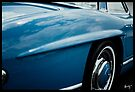Mercedes 300SL Roadster by kceng