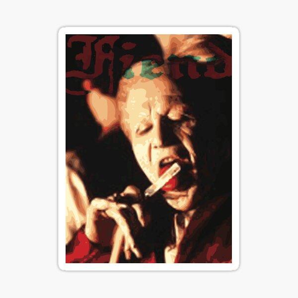 fiend , gary oldmans dracula Sticker