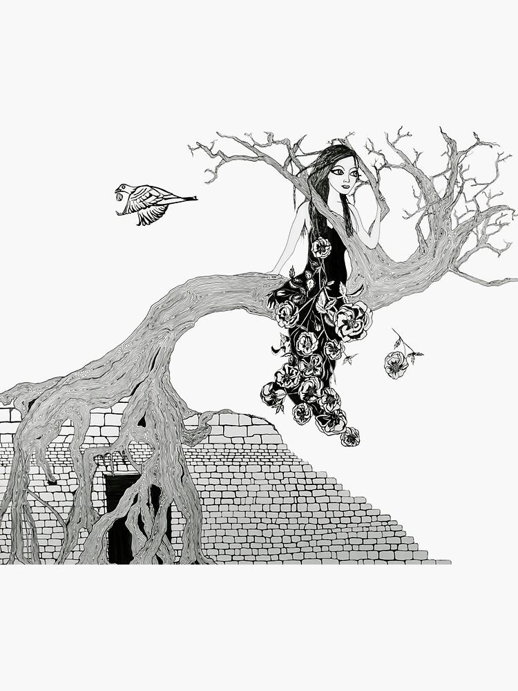 St. Rita of Impossible Dreams by zoequixote