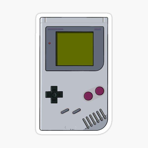 Gameboy Sticker