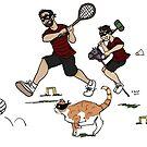 2 Calvins & 1 Hobbes by PersonalGenius
