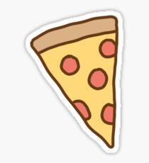 Sticker Pizza Kawaii Redbubble