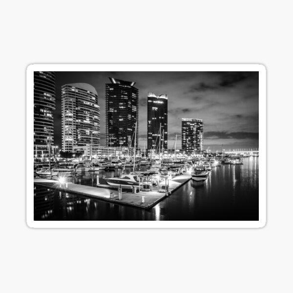 Docklands , Melbourne  Sticker