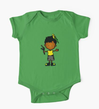 Budgie Boy A Kids Clothes