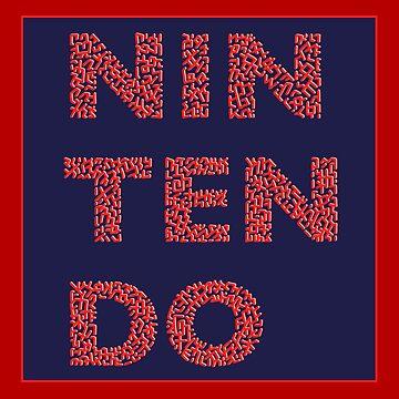 NINTENDO by Karotene