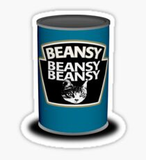 Beansy Beansy Beansy Sticker