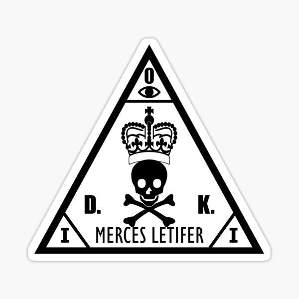 Merces Letifer Sticker
