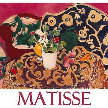 «Nature morte espagnole par Henri Matisse» par Chunga