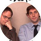 «Jim y Dwight - ¡Los mejores amigos se unen!» de TellAVision