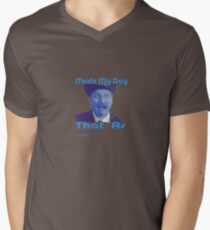 Made My Day That 'as - Blakey Men's V-Neck T-Shirt