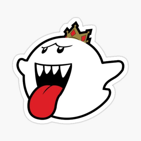 King Boo Sticker