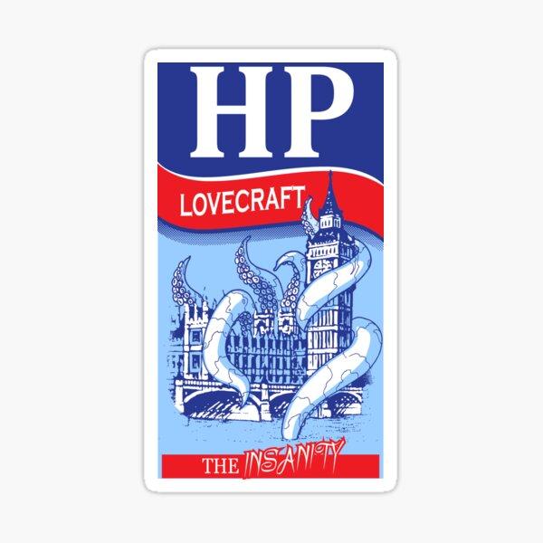 HP Insanity Sauce Sticker