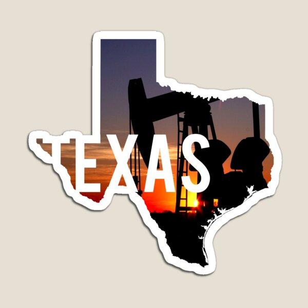 Texas - Oil Magnet