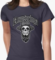 Rumspringa Womens Fitted T-Shirt