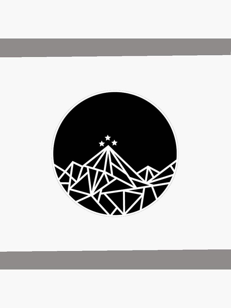 ACOMAF Night Court Pop Socket sized sticker by Hallows03