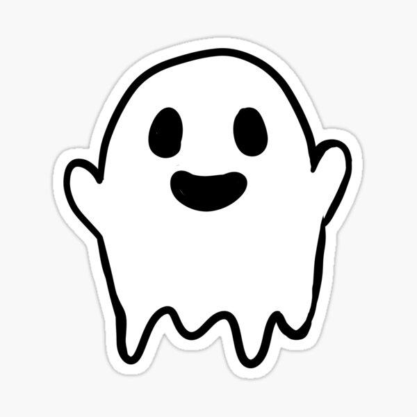 Lil Ghosty Sticker