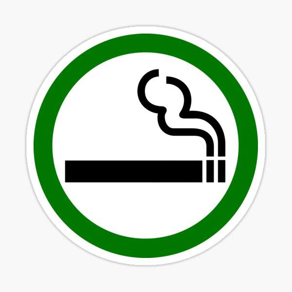 Smoke Up Sticker