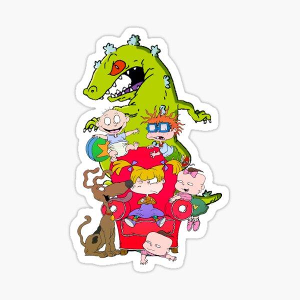 rug rats Sticker