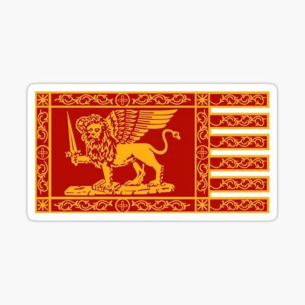 venice flag Sticker