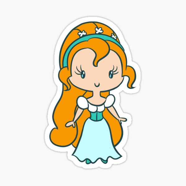 Thumbelina - Lil' CutiE Sticker