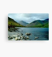 Lake distrcit national park Canvas Print